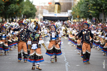 carnaval badajoz 2018 los colegas