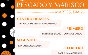 Normal menu pescado y marisco