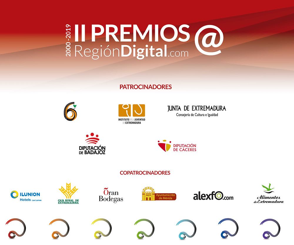 II premios region digital