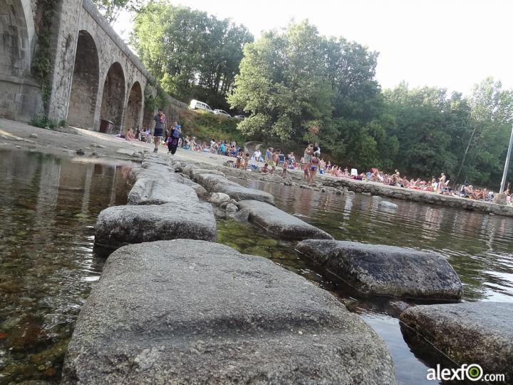 La red social sobre extremadura piscinas naturales en la for La vera caceres