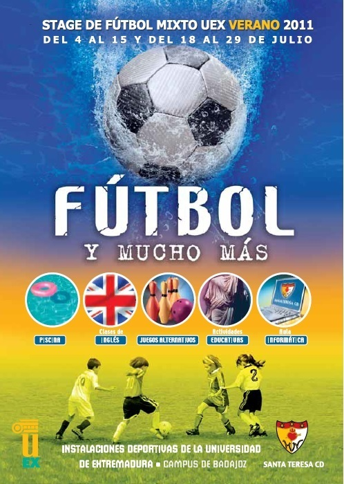 Normal iv stage de futbol mixto uex verano 2014