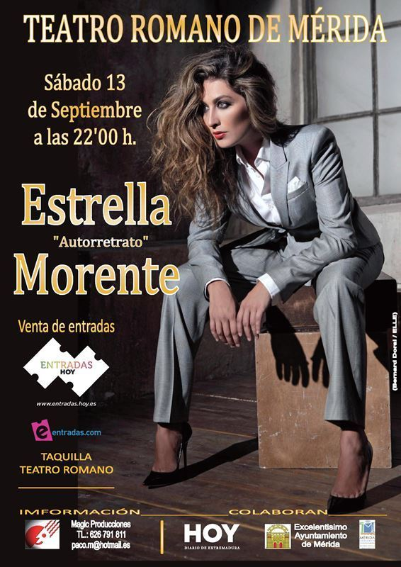 Normal concierto de estrella morente en merida