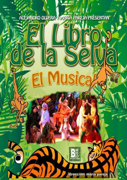 Normal el libro de la selva el musical