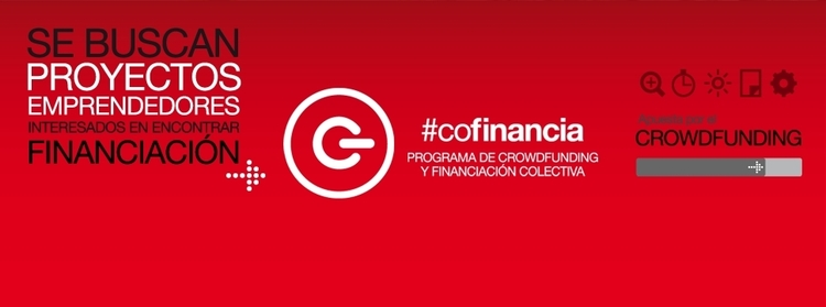 Normal programa de crowdfunding cofinancia