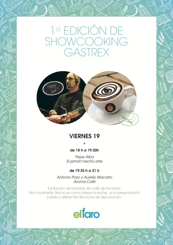 Normal 1 edicion show cooking gastrex viernes 19