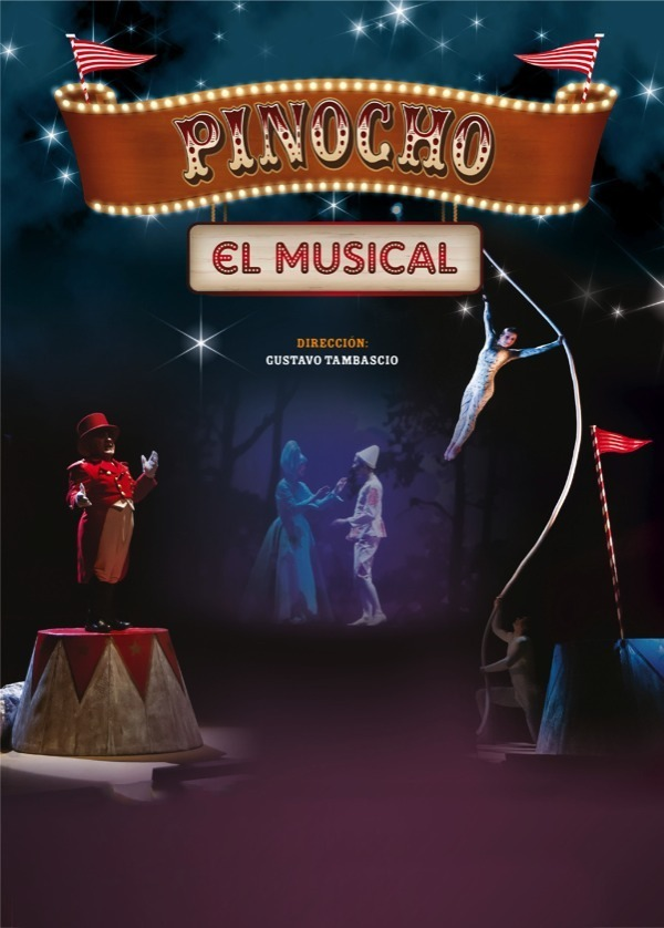 Normal pinocho el cuento musical