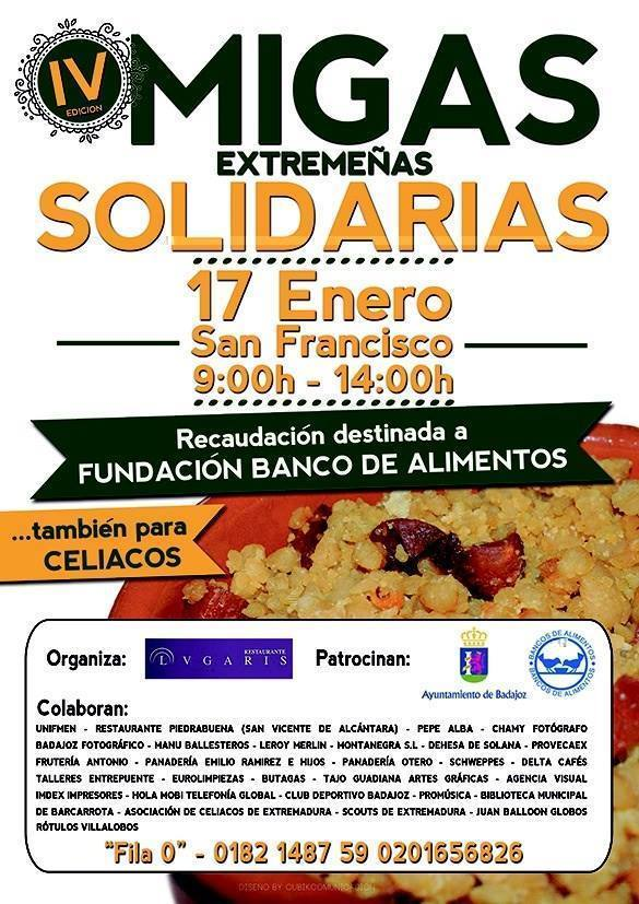 Normal iii migas solidarias badajoz