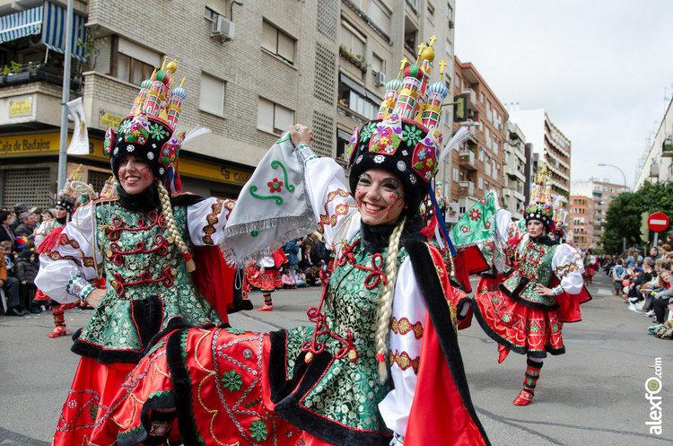 carnaval de badajoz 2014