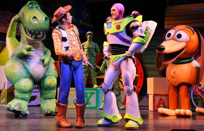 Normal the toy story musical plasencia