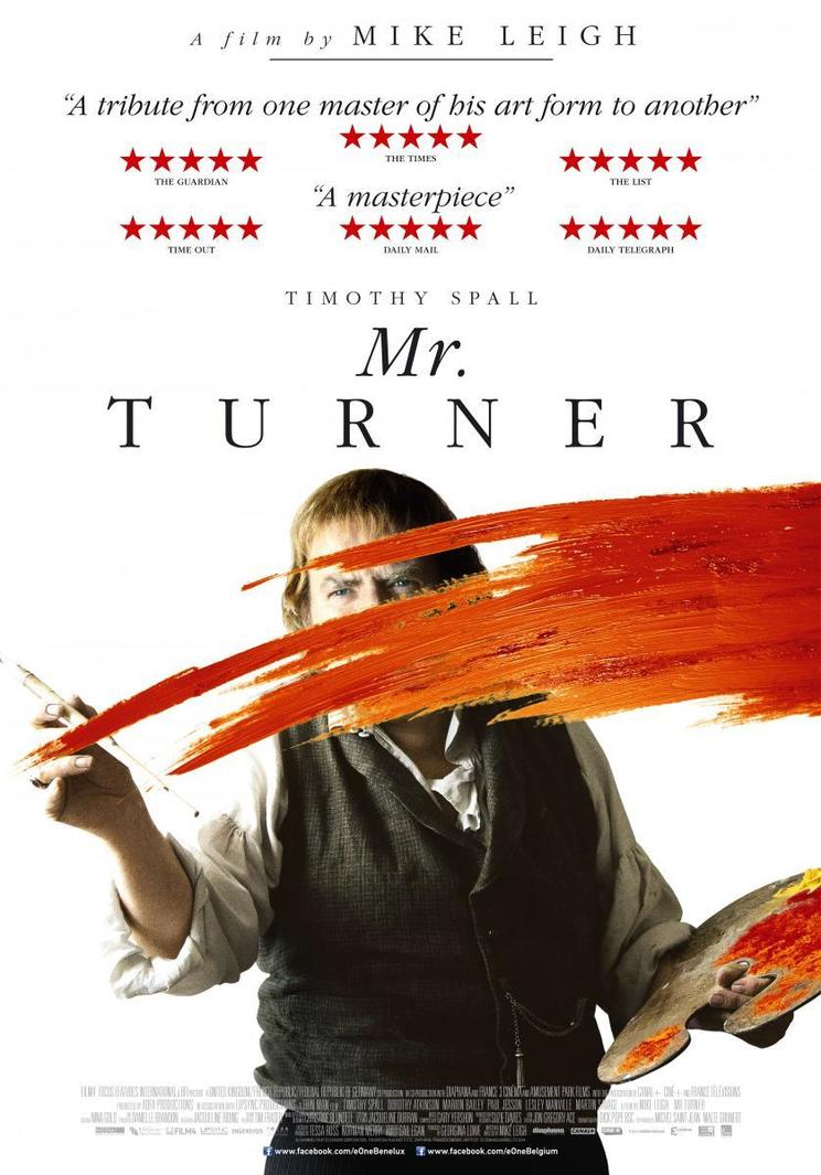 Normal mr turner cine en version original badajoz
