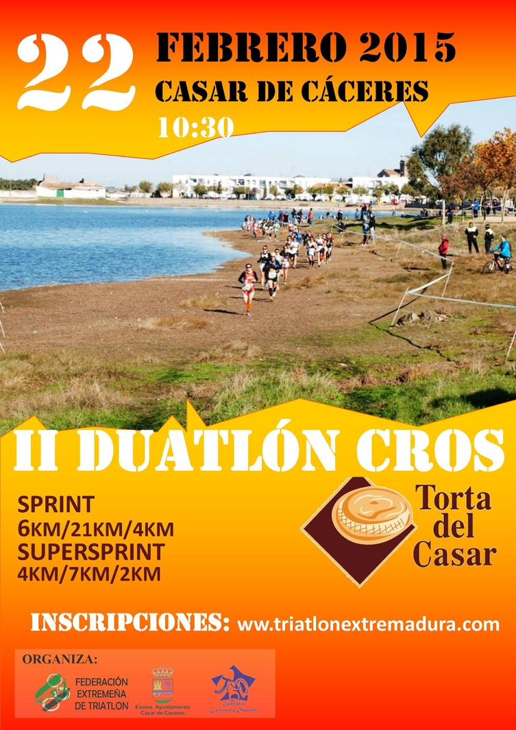 Normal ii duatlon cross casar de caceres