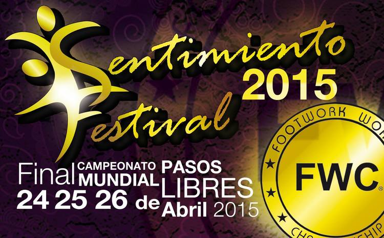 Normal sentimiento festival footwork world championship badajoz
