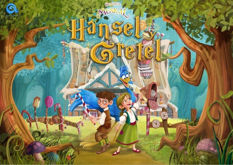 Normal hanse y gretel el musical merida