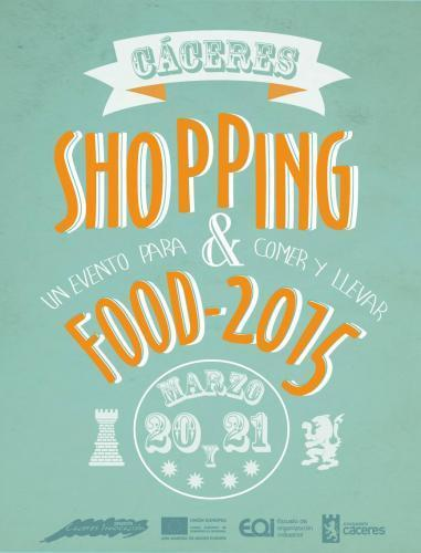 Normal shopping and food 2015 en caceres
