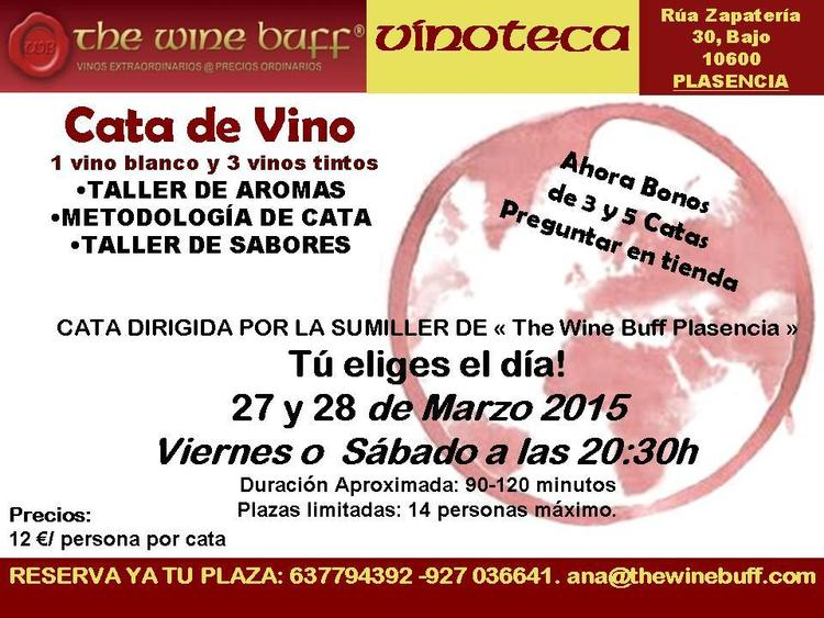 Normal cata de vinos seleccion twb