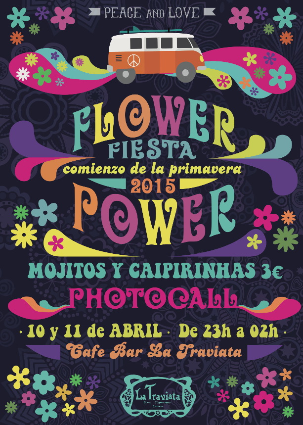 Normal fiesta flower power