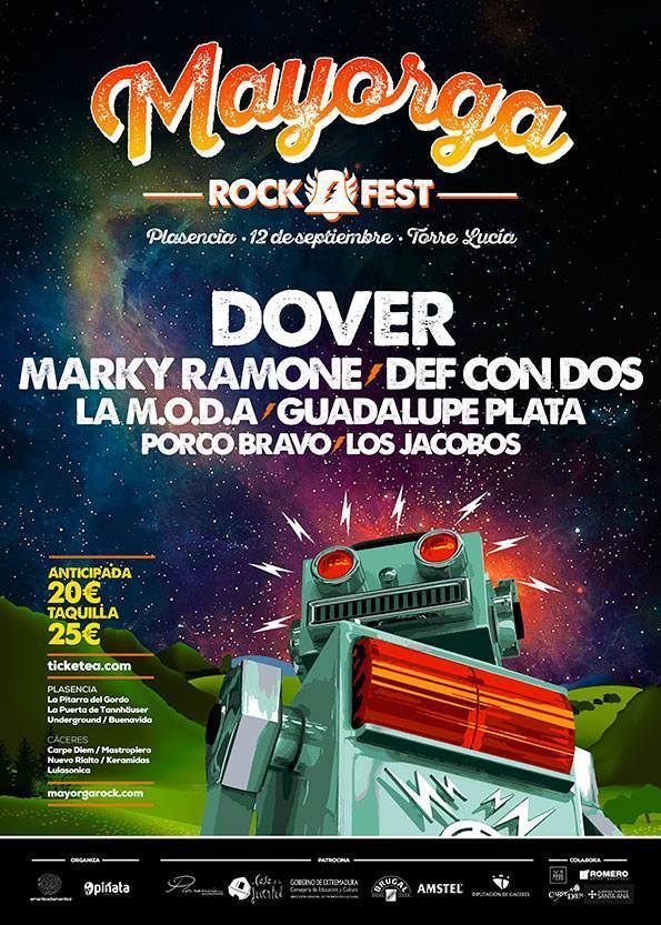Normal iii festival mayorga rock en plasencia