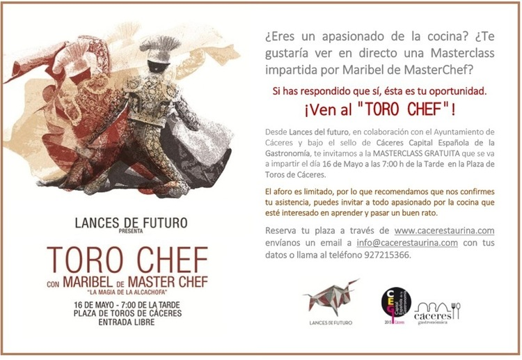 Normal torochef en caceres