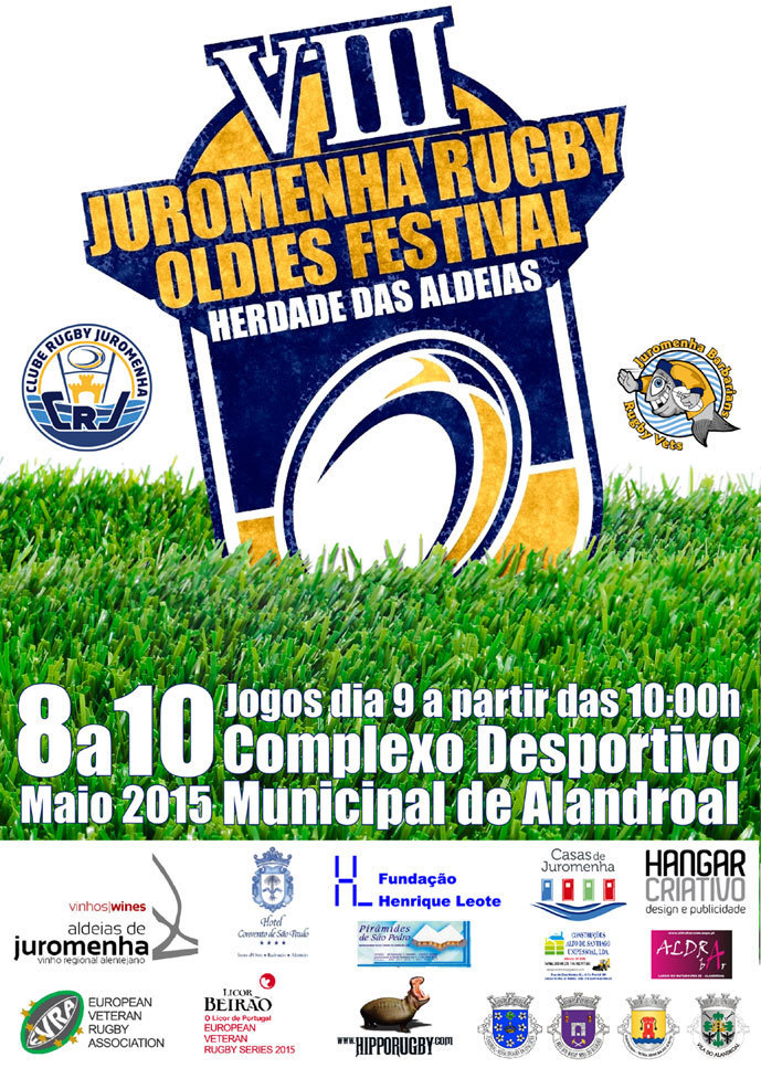Normal viii juromenha rugby oldies festival