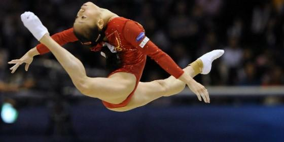 Campeonato de espa a de gimnasia art stica femenino y for Gimnasia informacion