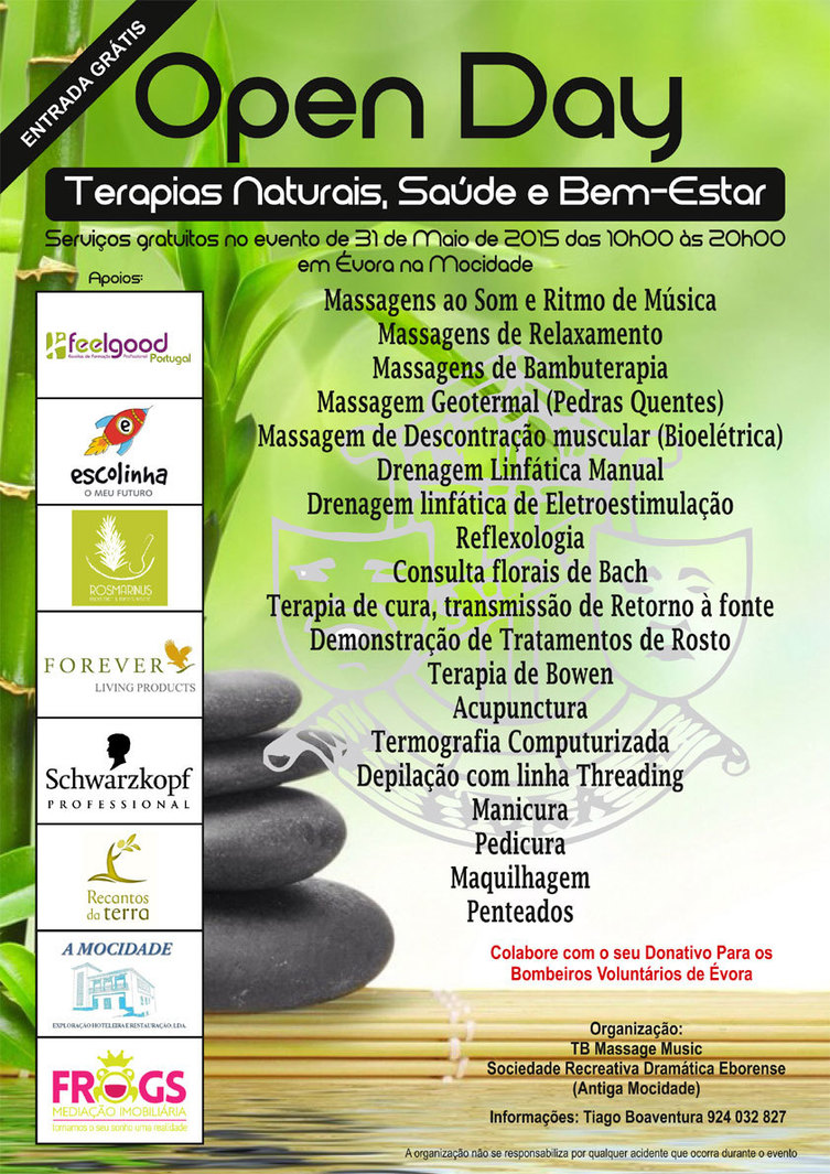 Normal open day terapias naturais saude e bem estar