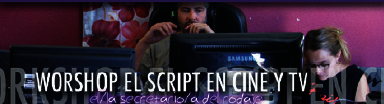 Normal workshop el script en cine y tv