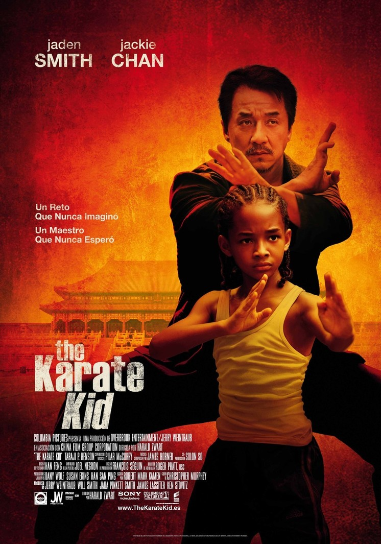 Normal cine karate kid merida