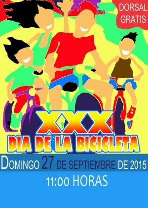 Normal xxx dia de la bicicleta 2015