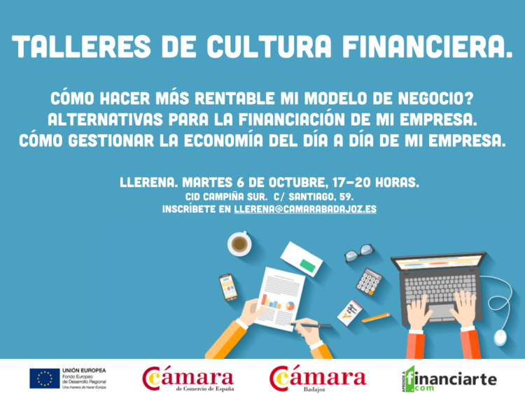 Normal taller de cultura financiera llerena