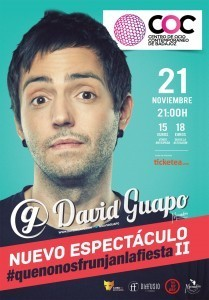 Normal espectaculo de david guapo coc de badajoz