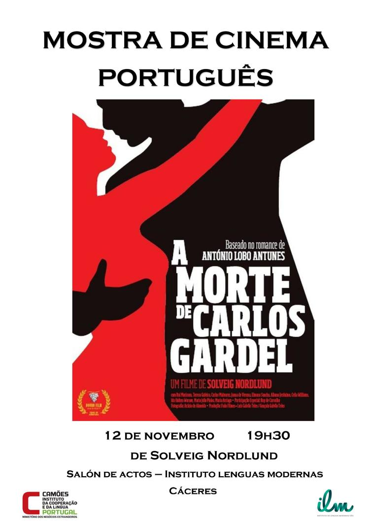 Normal mostra de cinema portugues a morte de carlos gardel