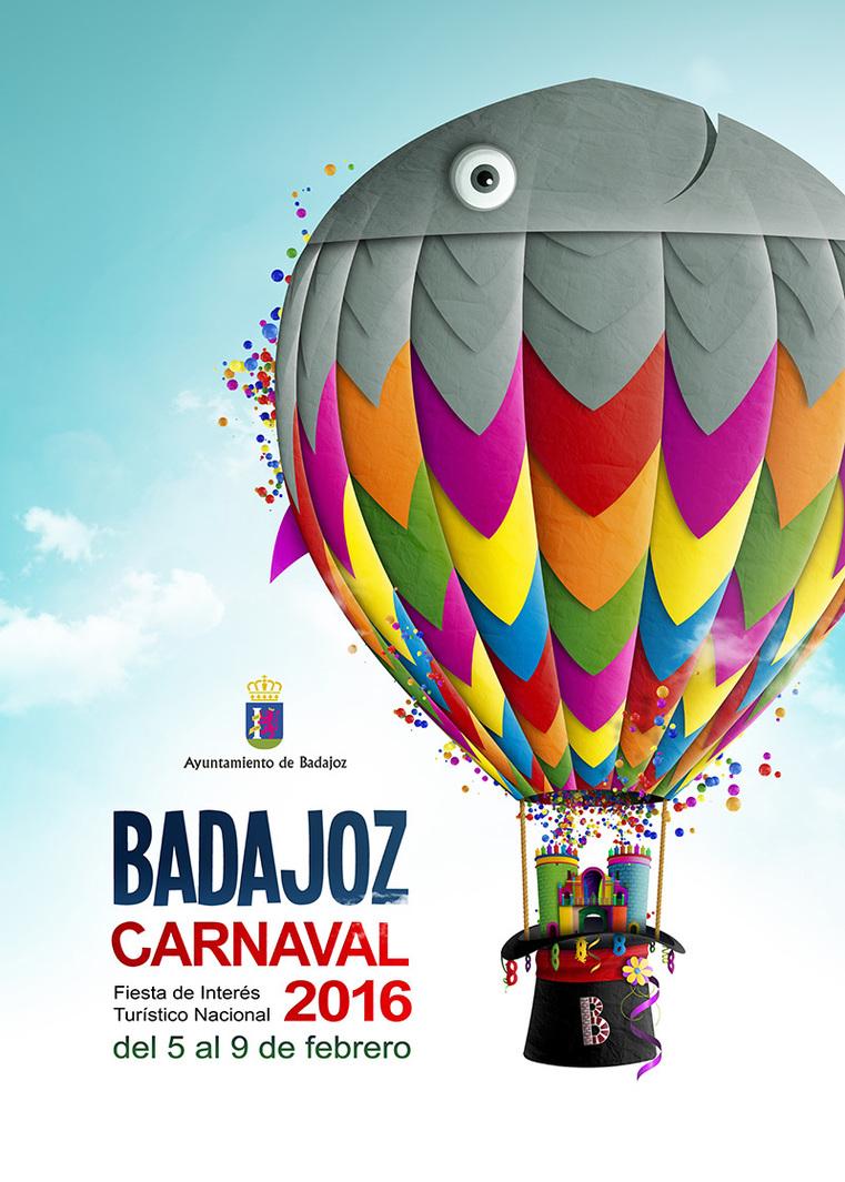 carnaval de badajoz 2016