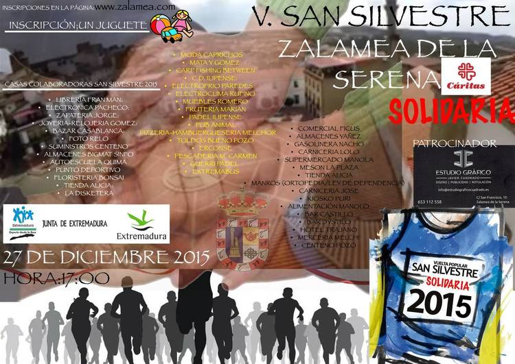 Normal san silvestre solidaria