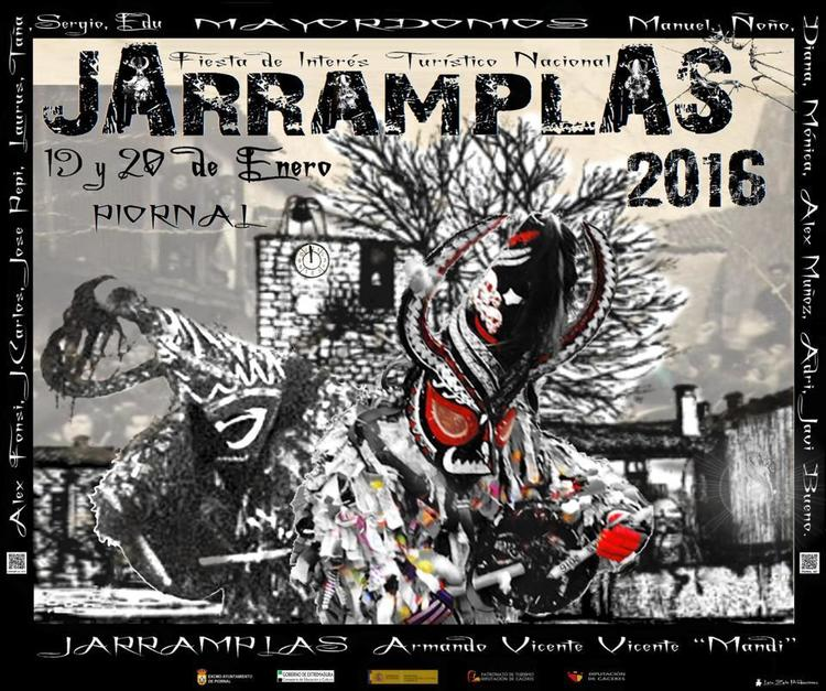 Normal fiesta de jarramplas 2016 piornal