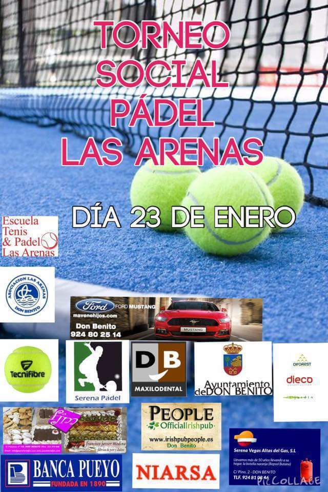 Normal torneo social de padel