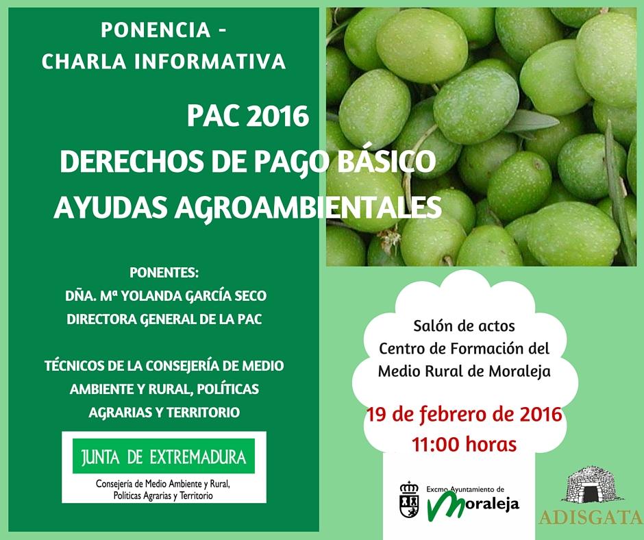 página web charla grasa en Badajoz