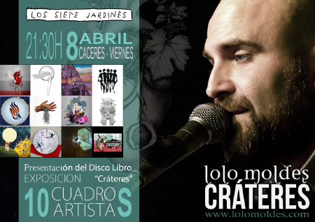 Normal gira craters de lolo moldes en caceres