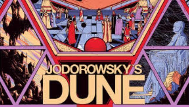 Normal jodorowsky s dune
