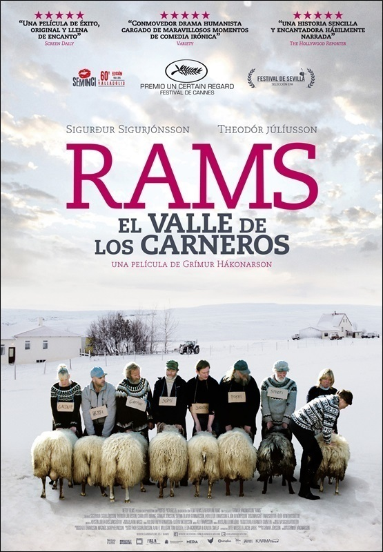 Normal cine rams el valle de los carneros en merida