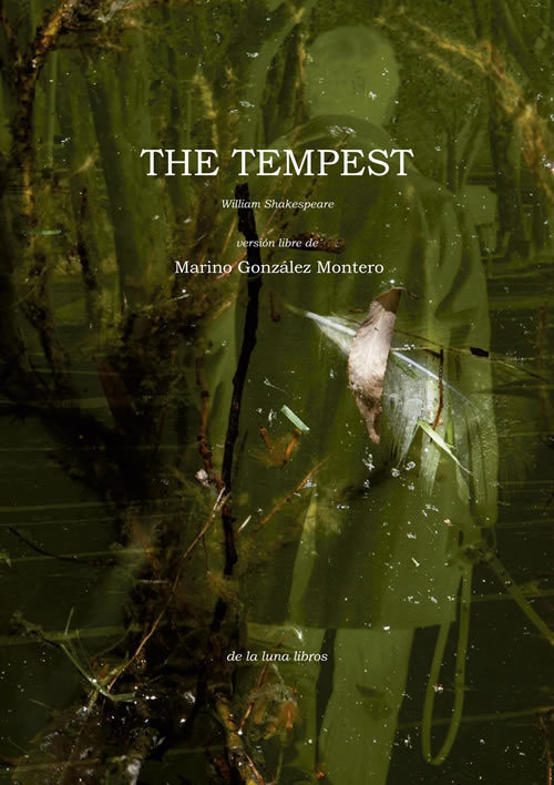 Normal presentacion del libro the tempest en caceres