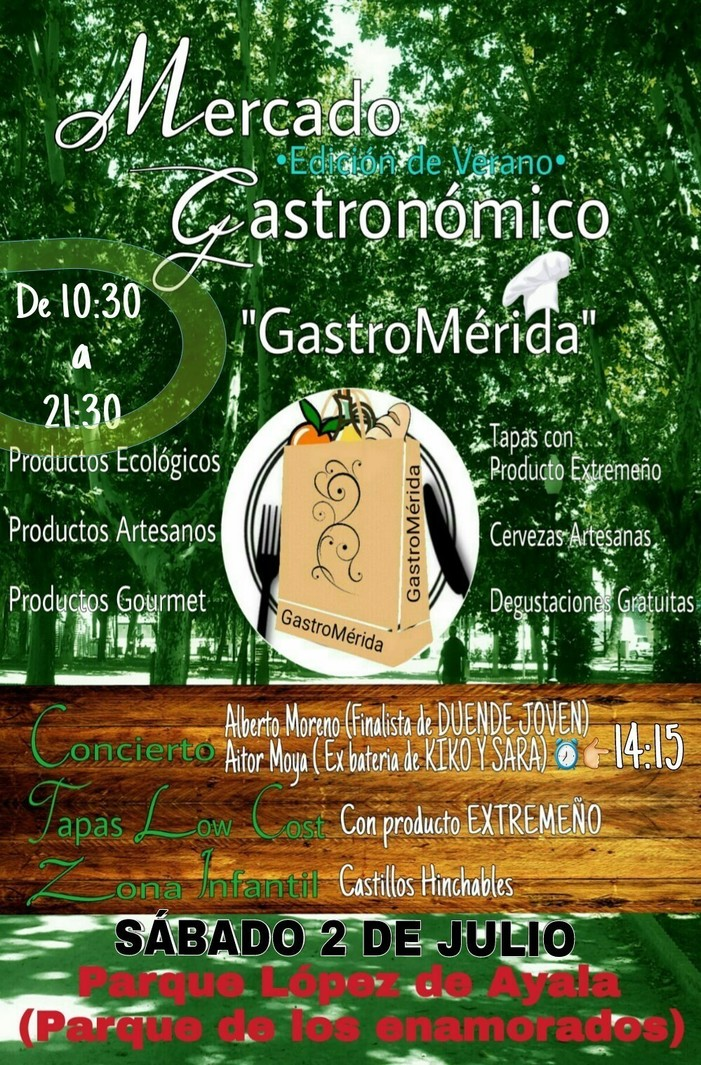 Normal mercado gastronomico gastro merida en merida