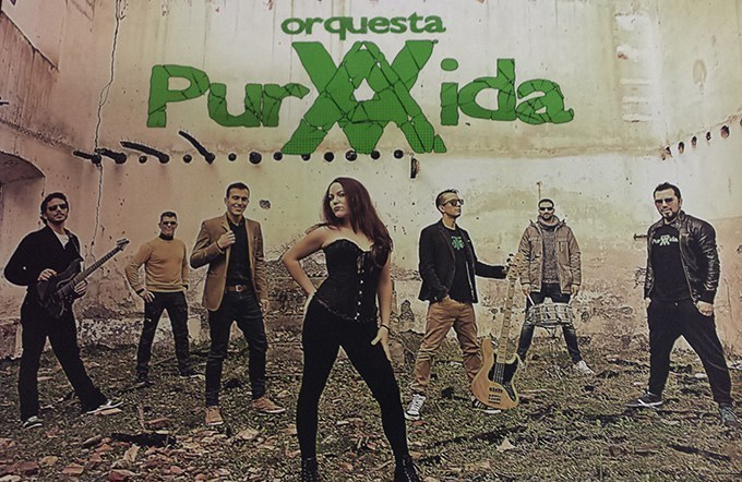 Normal orquesta pura vida en badajoz