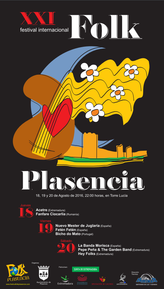 Normal festival internacional de folk plasencia