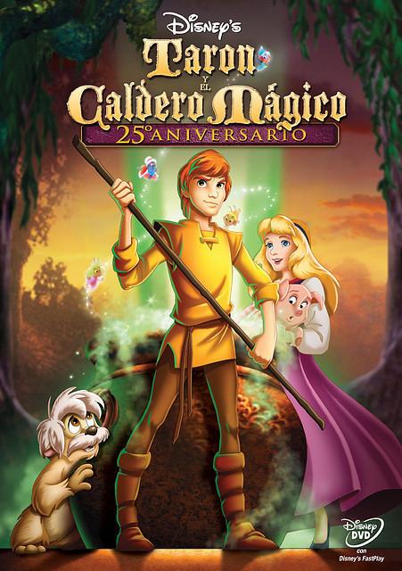 normal cine infantil taron y el caldero magico en el corte ingles
