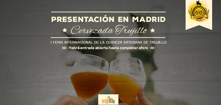 Normal presentacion de cervezada trujillo en madrid