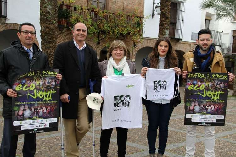 "Circuito de Carreras Populares ""Eco Night Run"" - Zafra"