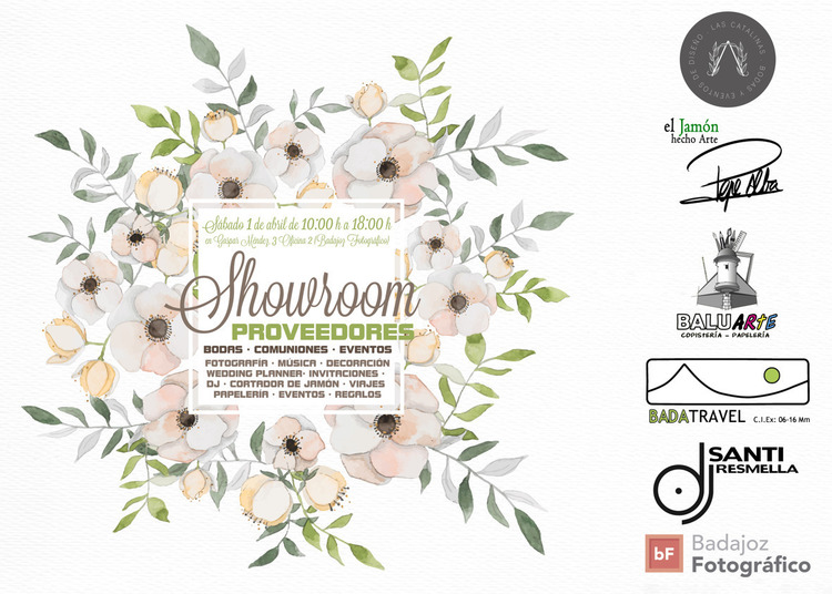 Showroom Bodas Badajoz