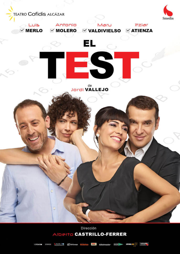 "Teatro ""El Test"", en Madrid"