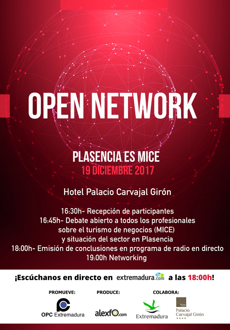 Open Network PLASENCIA ES MICE