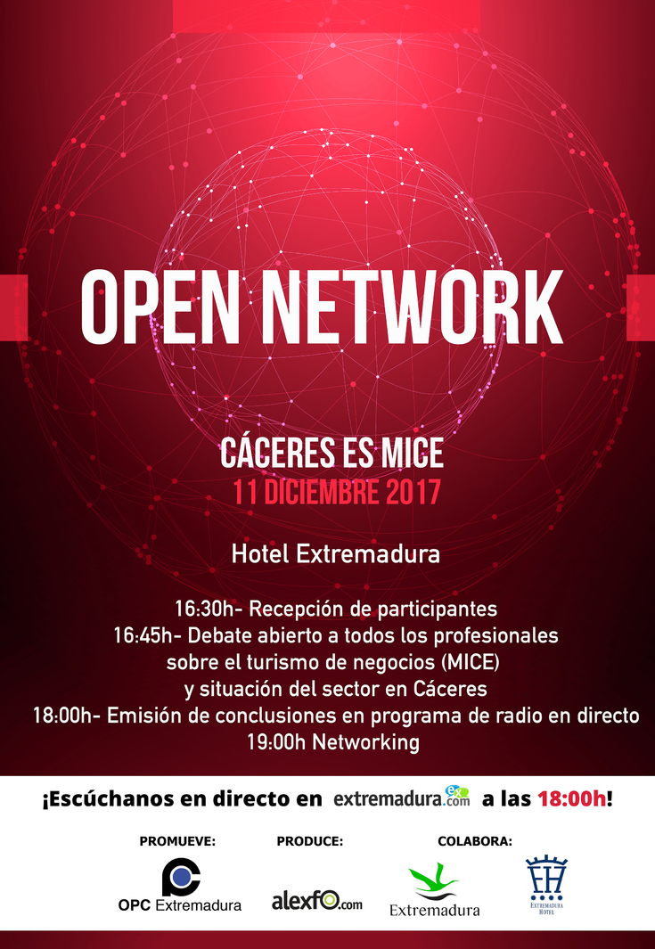 Open Network CÁCERES ES MICE